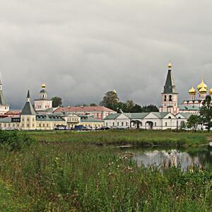 Иверский монастырь. (Дорога из Выборга - 13)