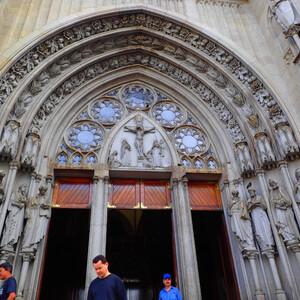Кафедрал-де-Се в Сан-Паулу