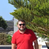 Турист Андрей Нахорсчи (Fuerteventura-Lanzarote)