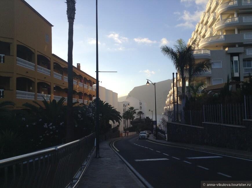 Тихие улочки Лос Гигантес