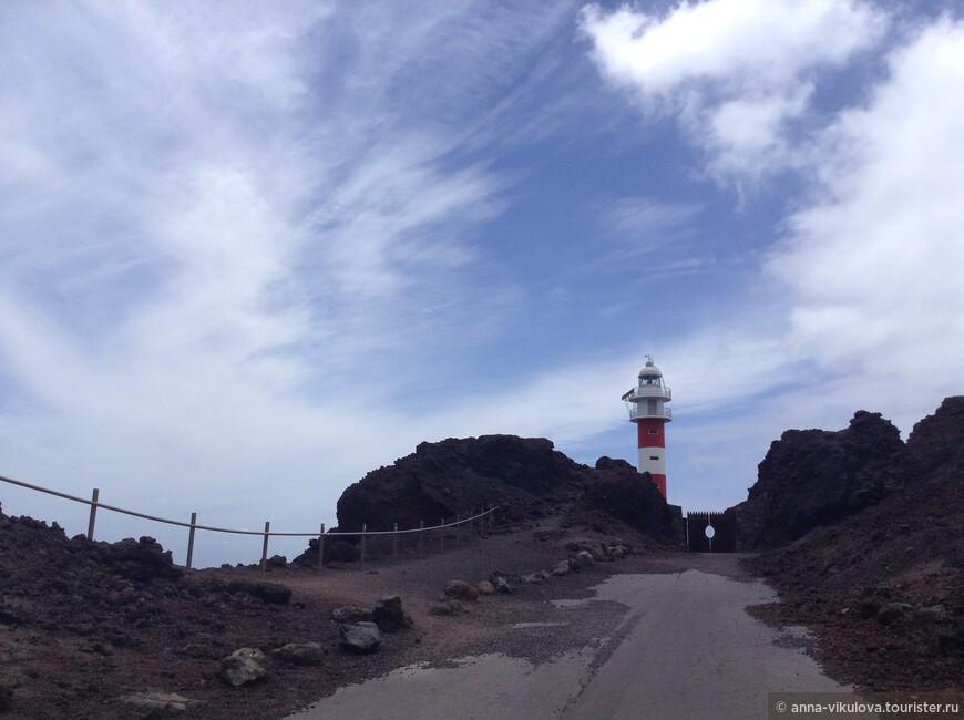 Западный маяк Тенерифе