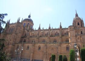 Саламанка: собор и окрестности