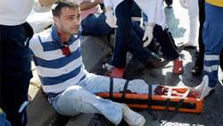 В Стамбуле произошел теракт
