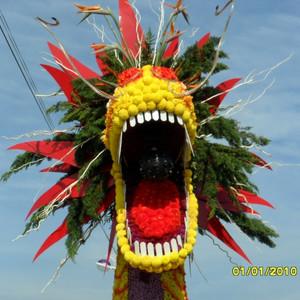 Международный Фестиваль Цветов в Да Лате