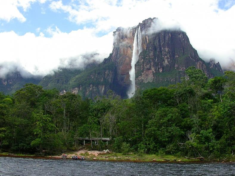 Кто хочет в Венесуэлу и Колумбию в конце августа?