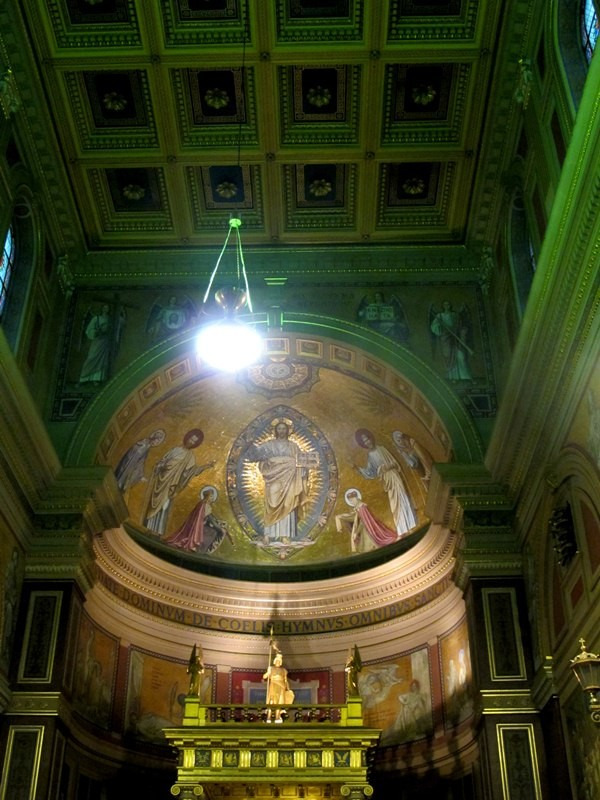 Ночь костелов в Праге