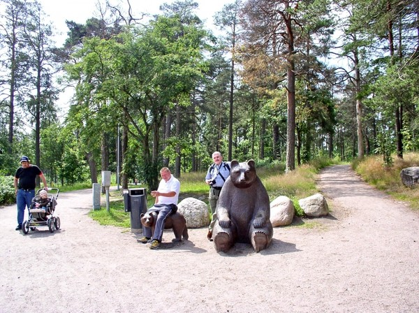 Автопутешествие Альпийская сказка. Часть 1 — подготовка к путешествию, Хельсинский зоопарк