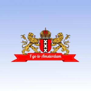I go to Amsterdam