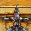 Мистические существа, охраняющие реликвии Дворца