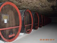 Молдавские подземные винные галереи