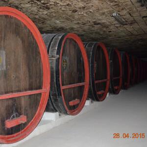 Молдавские винные подвалы