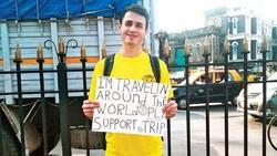 Ещё один турист из РФ просил милостыню в Индии