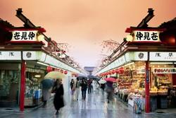 Япония введет туристический налог с 2019 года