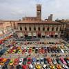 Лучшие модели Ламборгини на главной площади Болоньи