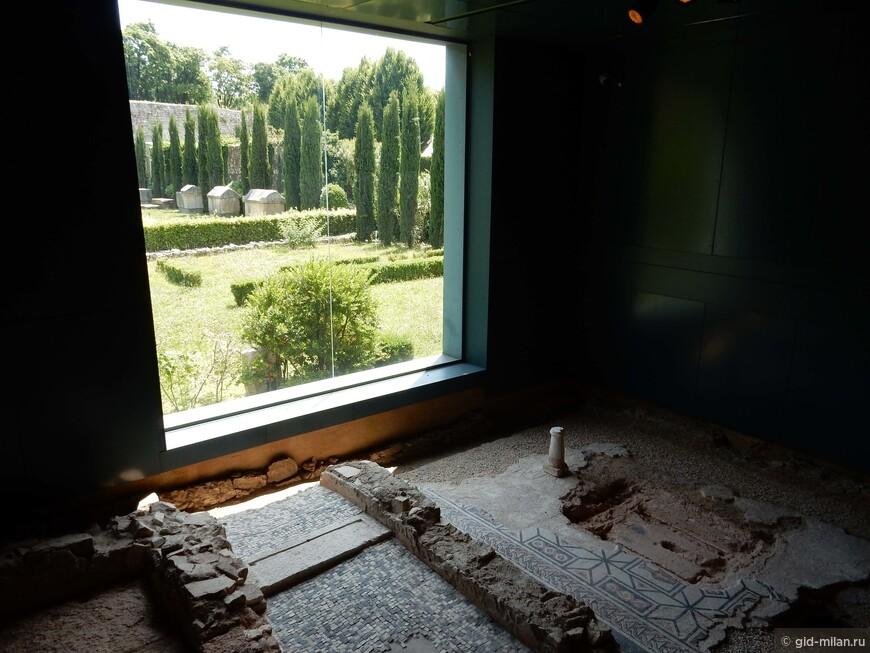 Римские виллы, средневековый монастырь, а сейчас это прекрасный музей Санта Джулия.