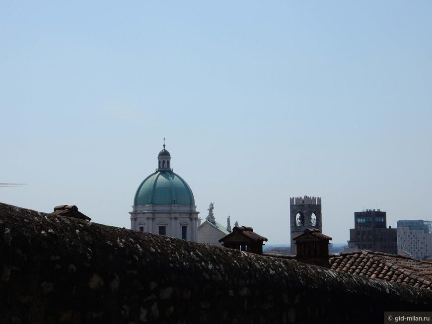 Итальянский горизонт- это перекличка разных эпох.