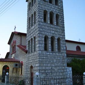 Халкидики, Салоники