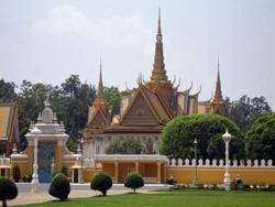 Около Ангкор-Вата появится туристический город