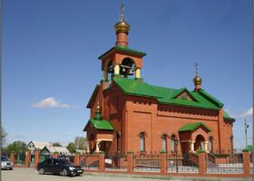 Церковь Иоанна Предтечи в Старом Вартовске.