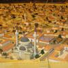 Макет средневекового города