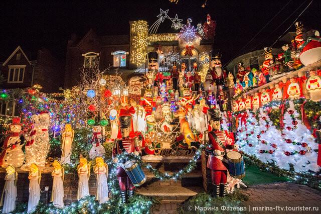 Чем заняться в Нью-Йорке в Рождественские праздники. Самые интересные места и события