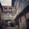 Старая улица Онфлера