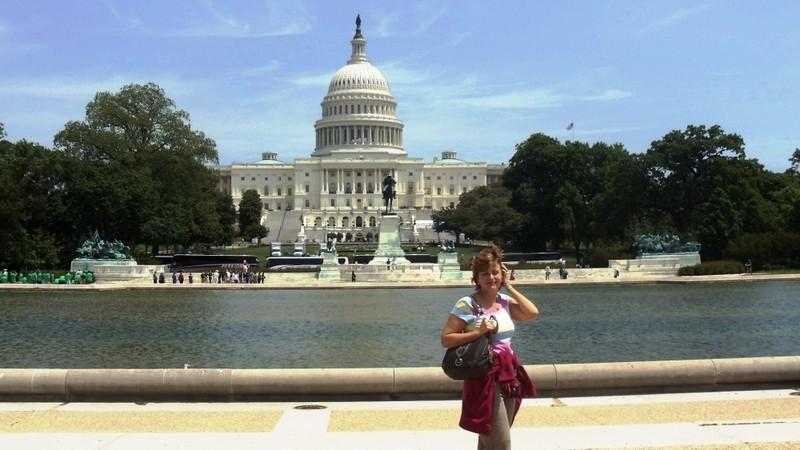 Путешествие из Нью-Йорка в Вашингтон
