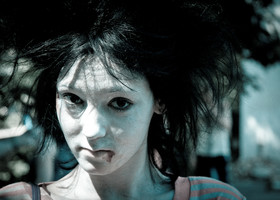 Майский зомби-парад в Праге.