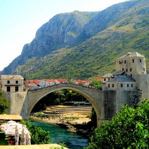Босния и Герцеговина: Требине+Мостар