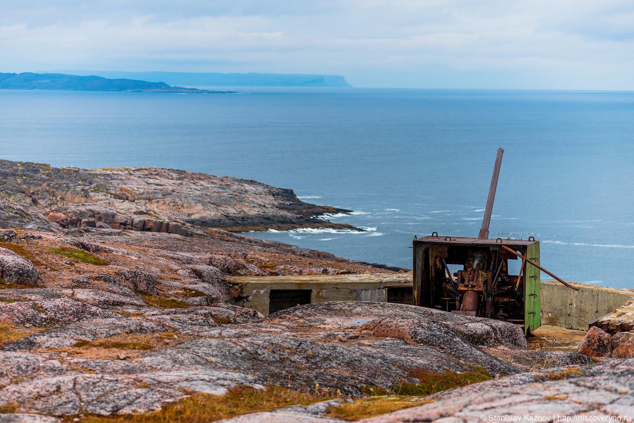 Остров харлов баренцево море фотографии