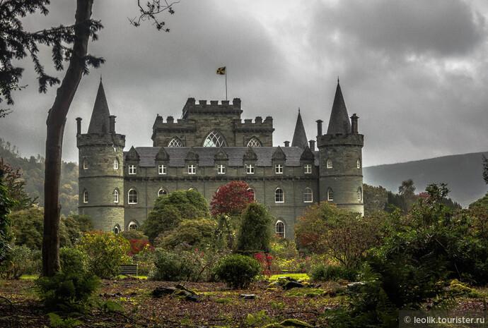 Замок Инверари.