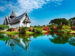 Турпоток в Таиланд в октябре увеличился на 21%