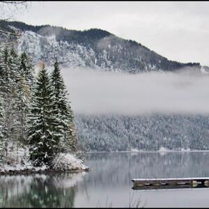 Озеро Эйбзее