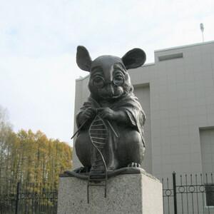 Прогулки по Новосибирску - скульптуры