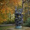 Коллекция расширяется каждый год. В парке около 215 скульптур.