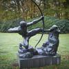 Эмиль-Антуан Бурдель, современник и сподвижник Родена, был очарован греческой мифологией.