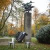 Стиль Карла Миллеса, похожий на классицизм, дал великолепные памятники, такие как этот Пегас.