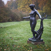 Парк также является ярким примером ландшафтного искусства.