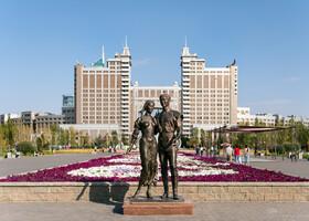 Солнечный город. Астана