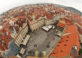 Панорамы Праги