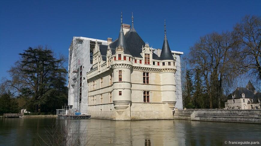 Замок Аз-ле-Ридо