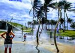 Зона отдыха, Майами