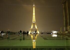 Париж — он разный