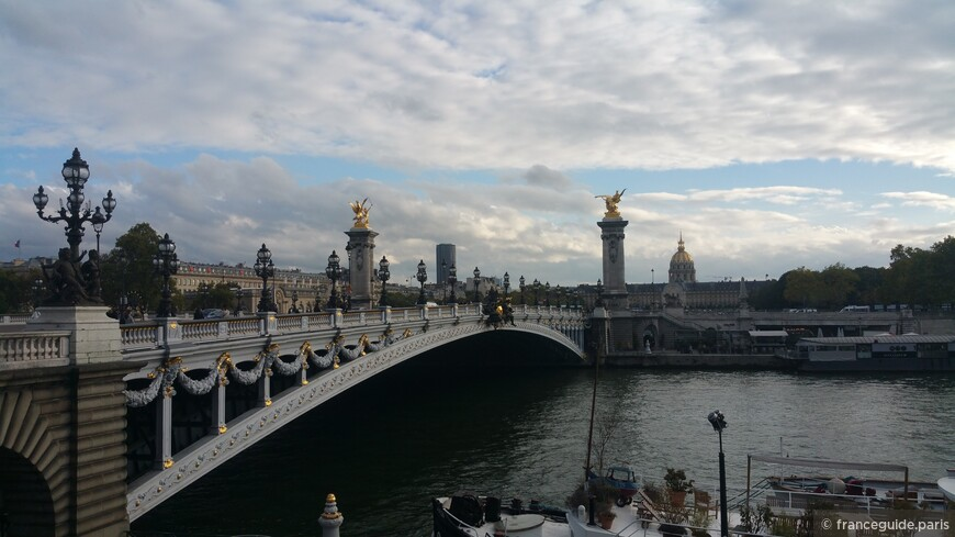 мост Александра III-го