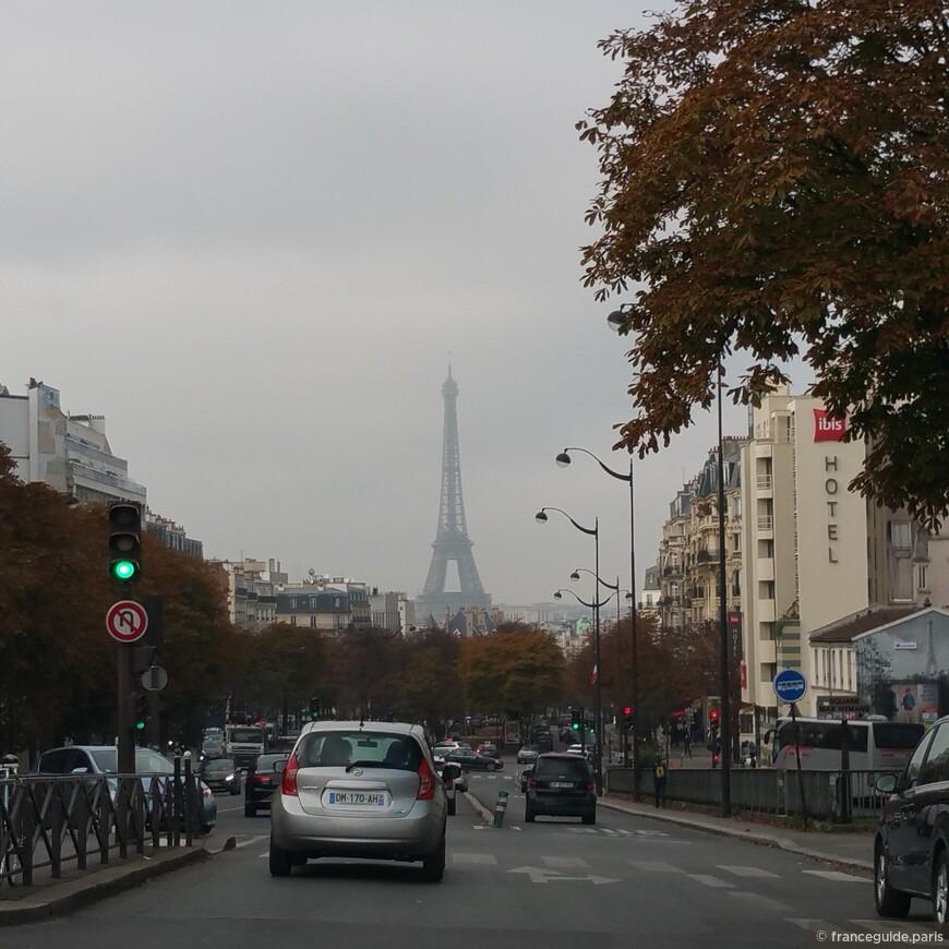 серое парижское настроение