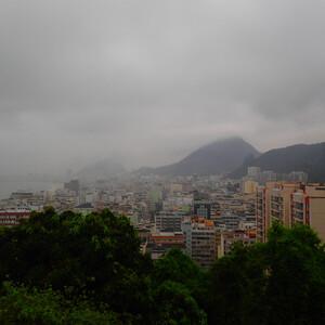 Крайний день вЮ. Америке. Северная часть Рио
