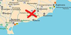 Взрывы на Кипре заставили туристов понервничать