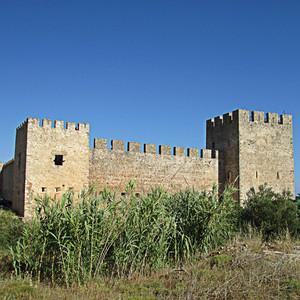 Крепость Франгокастело