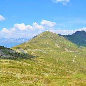 Через Альпы в Австрию