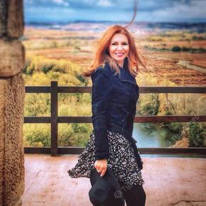 Турист Елена Иванова (BasqueTour)